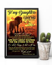 DAD TO DAUGHTERS 16x24 Poster lifestyle-poster-8