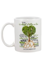 TO MY MOTHER-IN-LAW - TREE Mug back