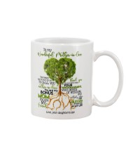 TO MY MOTHER-IN-LAW - TREE Mug front