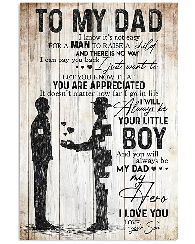 SON TO DAD