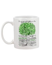 DAUGHTER TO FATHER IN LAW Mug back