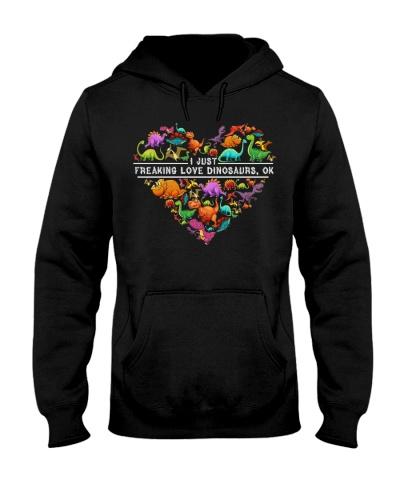 TO KID - DINOS - FREAKING LOVE