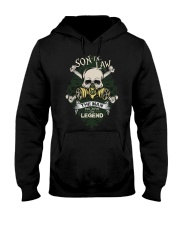 SON-IN-LAW - SKULL - THE MAN THE MYTH THE LEGEND Hooded Sweatshirt thumbnail