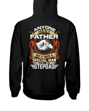 Anyone can be a father but it takes a special man Hooded Sweatshirt thumbnail
