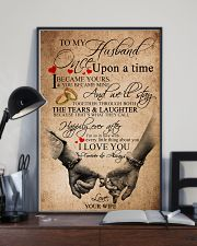 TO MY HUSBAND 16x24 Poster lifestyle-poster-2