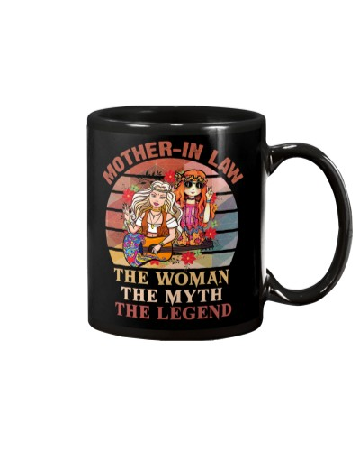 MUG - TO MY MOTHER-IN- LAW- THE LEGEND