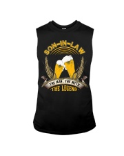 SON-IN-LAW - BEER DAY - THE MAN THE MYTH Sleeveless Tee thumbnail