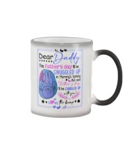 Father's Day - Kids To Dad - Dear Daddy - Mug Color Changing Mug color-changing-right