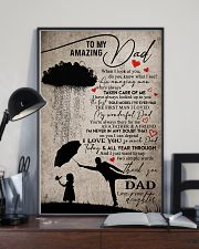 POSTER - TO MY DAD - WHEN I LOOK AT YOU 16x24 Poster lifestyle-poster-2