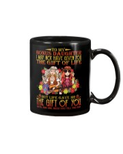 BONUS MOM TO BONUS DAUGHTER Mug front