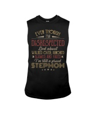 Even though I'm disrespected lied about walked  Sleeveless Tee thumbnail