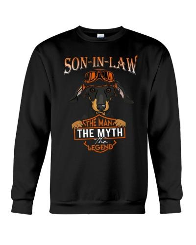 SON-IN-LAW - DACHSHUND - THE MAN THE MYTH