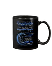 Grandma to Granddaughter - I Love You To The Moon Mug front