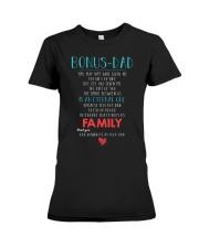 BONUS-DAD Premium Fit Ladies Tee thumbnail