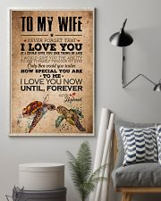 TO MY WIFE 16x24 Poster lifestyle-poster-1