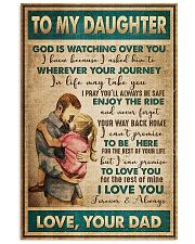 Daughter - God Is Watching Over You - Poster 16x24 Poster front
