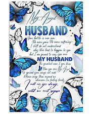 MY ANGEL HUSBAND - BUTTERFLY - I MISS YOU 16x24 Poster front