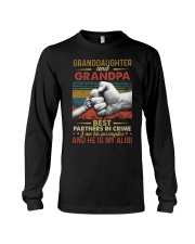 GRANDPA AND GRANDCHILDREN - TSHIRT Long Sleeve Tee thumbnail
