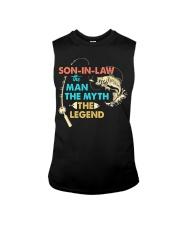 SON-IN-LAW - FISHING - THE MAN THE MYTH  Sleeveless Tee thumbnail