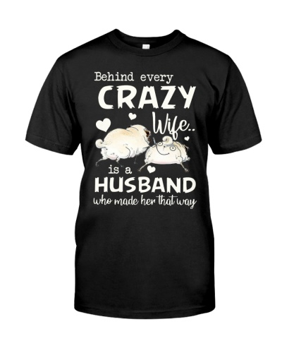 WIFE T-SHIRT - FUNNY