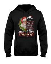 Grandpa - I'm The Grandpa Santa Claus - T-Shirt Hooded Sweatshirt thumbnail