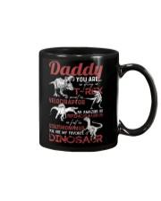 MUG - TO MY DAD - MY FAVORITE DINOSAUR Mug front