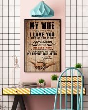 MY WIFE 16x24 Poster lifestyle-poster-6