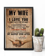 MY WIFE 16x24 Poster lifestyle-poster-8