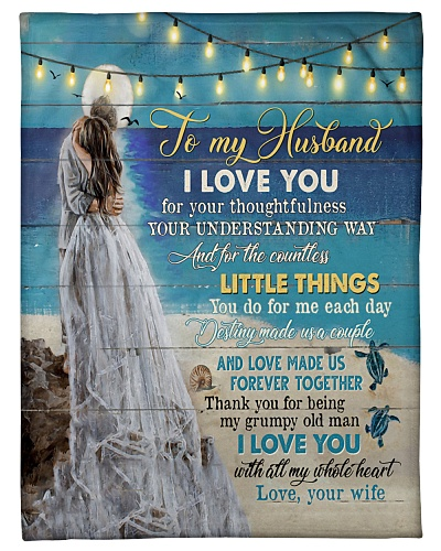 TO MY HUSBAND - COUPLES - I LOVE YOU
