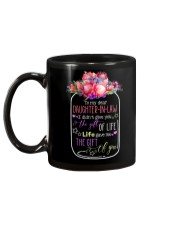To My Daughter-in-law - Protea Flowers  Mug back