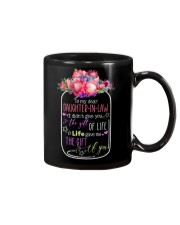 To My Daughter-in-law - Protea Flowers  Mug front