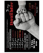 To Daughter - Hands - If Ever There Is Tomorrow 16x24 Poster front