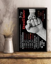 To Daughter - Hands - If Ever There Is Tomorrow 16x24 Poster lifestyle-poster-3