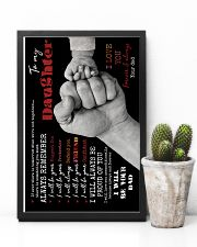 To Daughter - Hands - If Ever There Is Tomorrow 16x24 Poster lifestyle-poster-8