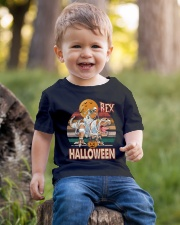 Saurus - Rex Halloween - T-shirt Youth T-Shirt lifestyle-youth-tshirt-front-4