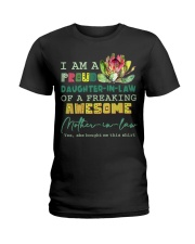 I AM A PROUD DAUGHTER-IN-LAW - PROTEA - VINTAGE Ladies T-Shirt thumbnail