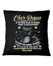 CHER PAPA Square Pillowcase thumbnail