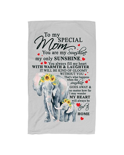 TO MY SPECIAL MOM