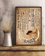 DEAR MY LOVELY NIECE 16x24 Poster lifestyle-poster-3