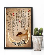 DEAR MY LOVELY NIECE 16x24 Poster lifestyle-poster-8