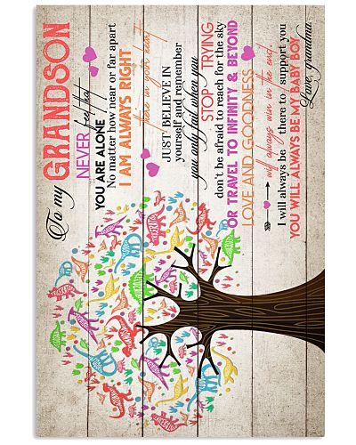 GRANDMA TO GRANDSON - TREE - BABY BOY