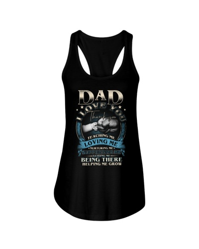 DAD I LOVE YOU