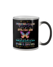 TO MY DAUGHTER-IN-LAW - BUTTERFLY - CIRCUS Color Changing Mug thumbnail