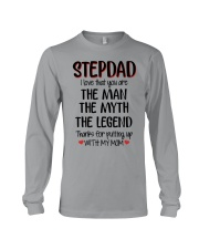 STEPDAD I love that you are Long Sleeve Tee thumbnail