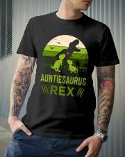 AUNTIE - SAURUS - REX Classic T-Shirt lifestyle-mens-crewneck-front-6