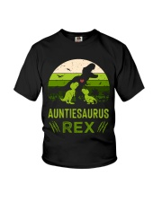 AUNTIE - SAURUS - REX Youth T-Shirt thumbnail