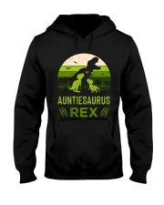 AUNTIE - SAURUS - REX Hooded Sweatshirt thumbnail