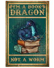 Dragon - Book - I'm A Book Dragon - Poster 16x24 Poster front