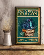 Dragon - Book - I'm A Book Dragon - Poster 16x24 Poster lifestyle-poster-3