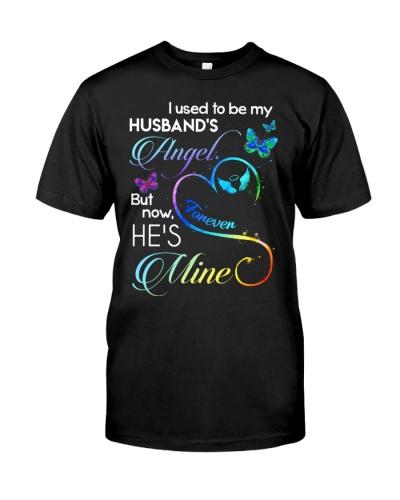 MY ANGEL HUSBAND - BUTTERFLY - HE'S MINE